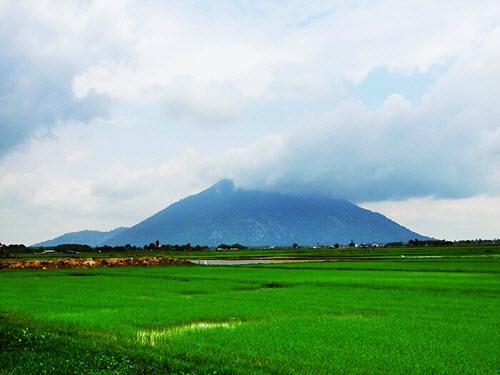 Du lịch núi Tây Ninh - núi Bà Đen