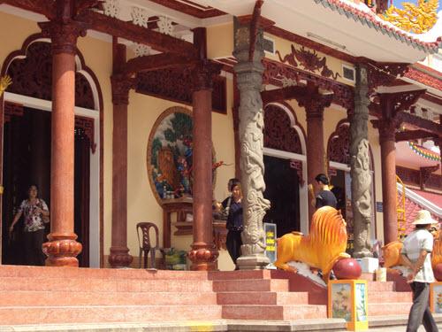 Điện bà Tây Ninh