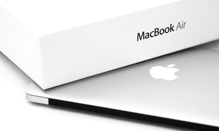 macbook air - sieu pham cong nghe