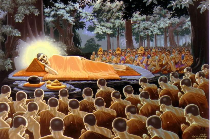 Ý nghĩa Ngày Đức Phật nhập niết bàn