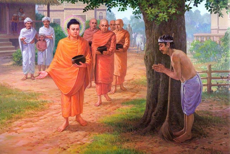 duc Phat khat thuc